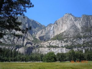 Yosemite National Park and Giant Sequoias Trip: including a scenic stop at Inspiration Point to see Half Dome